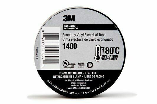 Scotch/ Economy Vinyl Electrical Tape