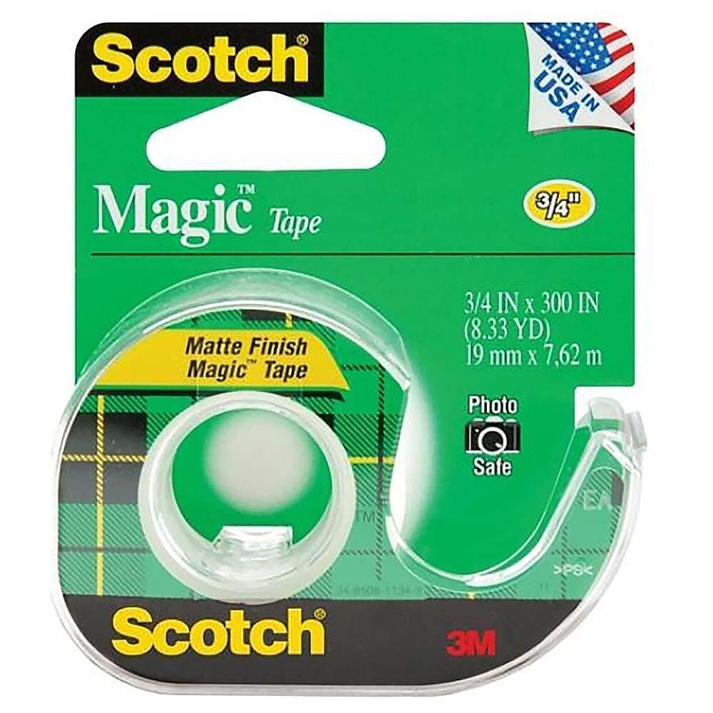"""Scotch / Magic Tape 3/4"""" x 300"""""""