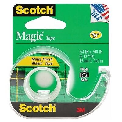 Scotch / Magic Tape 3/4