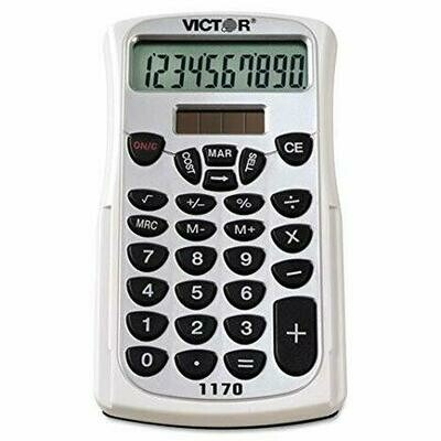 Business Analyst Calculator w/Slide Case, 10-Digit LCD