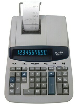 Victor Technology / 10 Digit Professional Grade Heavy Duty Commercial Printing Calculator