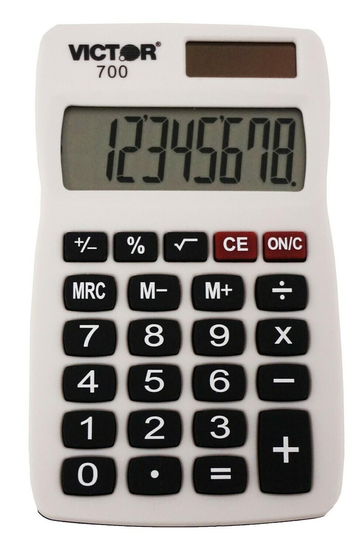 Victor Technology /8 Digit Pocket Calculator