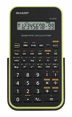 Sharp / 10 Digit Scientific Calculator