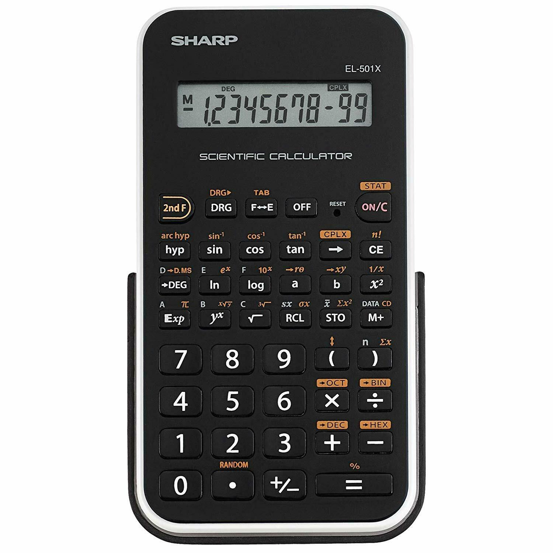 Scientific Calculator - 10 Digit