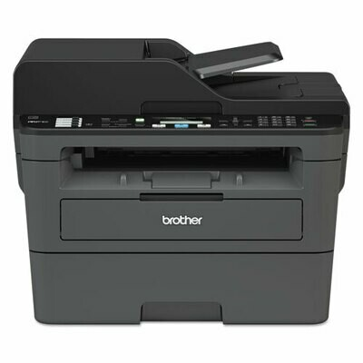 Brother / Monochrome Compact Laser All-in-One Printer with Duplex Printing and Wireless Networking
