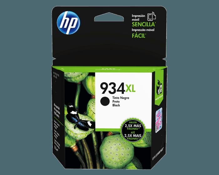 HP / 934XL Black Original Ink Cartridge