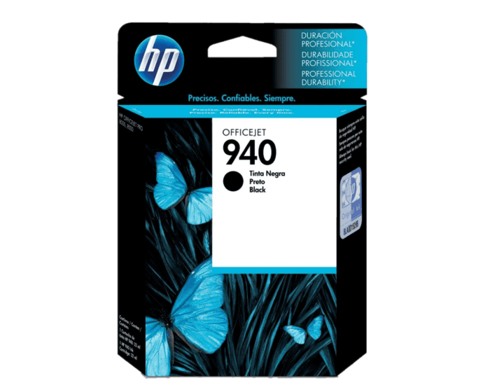 HP / 940 Black Original Ink Cartridge