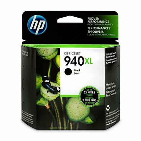 HP / 940XL Black Original Ink Cartridge