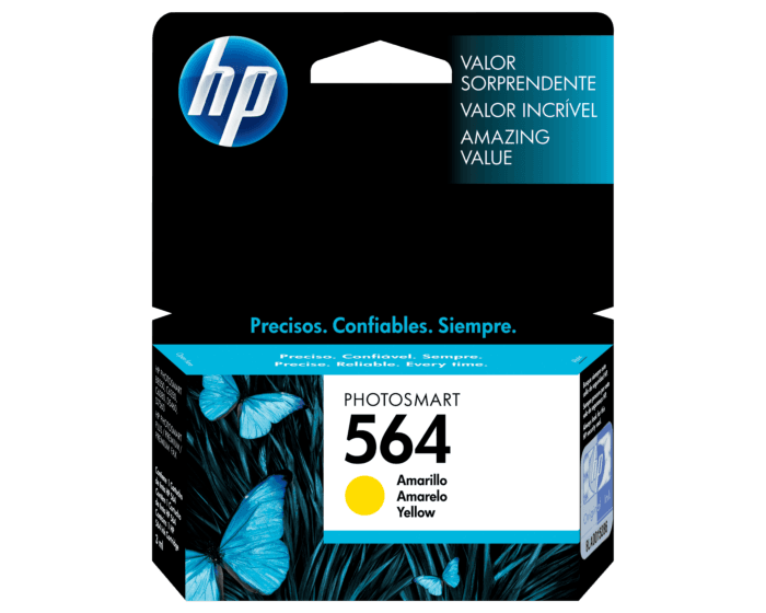 HP / 564 Yellow Original Ink Cartridge