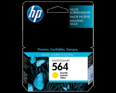 HP / 564 Yellow Original Ink Cartridge