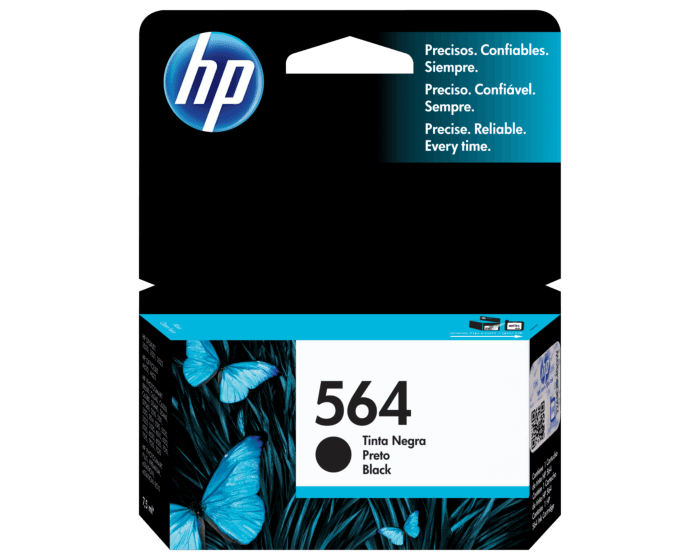 HP / 564 Black Original Ink Cartridge