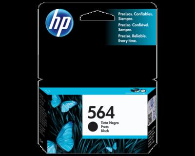 HP / 564 Black Original Ink Cartridge