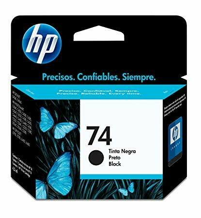 HP / 74 Black Original Ink Cartridge