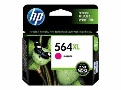 HP / 564XL Magenta Original Ink Cartridge