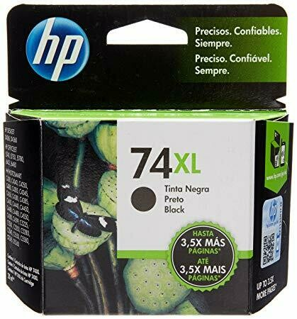 HP / 74XL Black Original Ink Cartridge