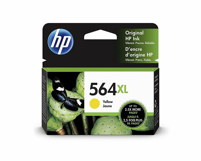 HP / 564XL Yellow Original Ink Cartridge
