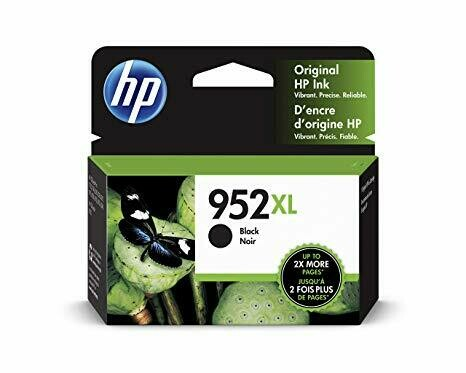 HP / 952XL Black Original Ink Cartridge