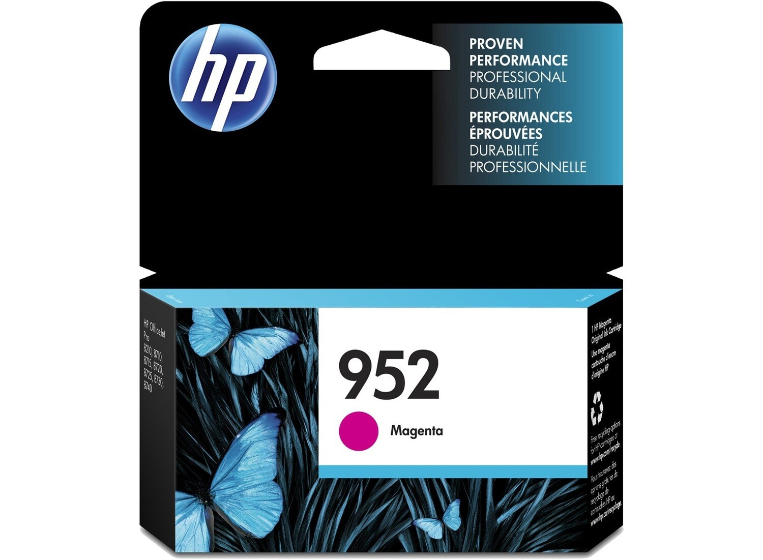 HP / 952 Magenta Original Ink Cartridge