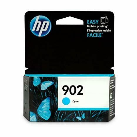 HP / 902 Cyan Original Ink Cartridge