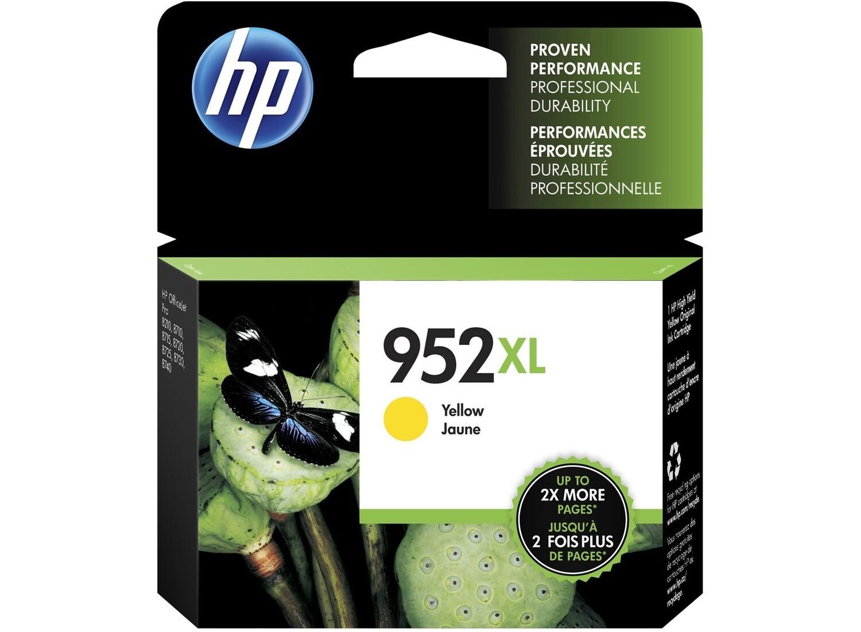 HP / 952XL Yellow Original Ink Cartridge