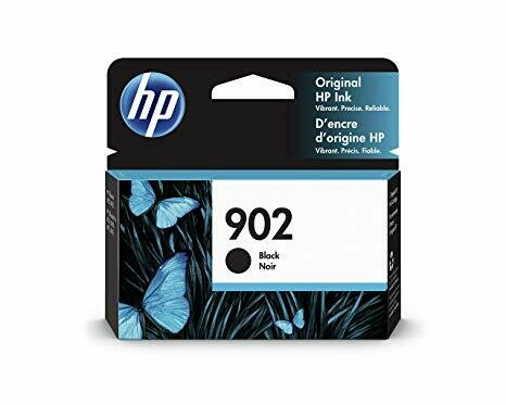 HP / 902 Black Original Ink Cartridge