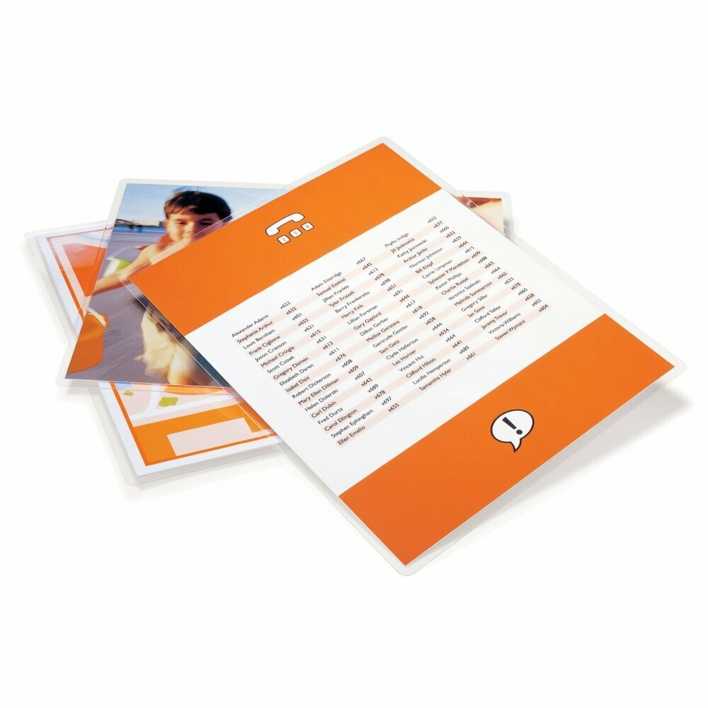 Tamerica / Laminating Pouches, Letter Size, 5mil, 100/Box