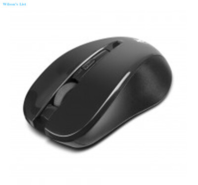 XTech / Wireless Mouse, Black