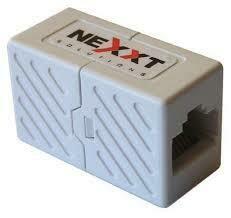 KOD / Nexxt In-line Coupler Module, 5e Category