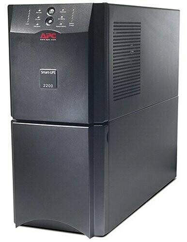 APC / Smart-UPS 2200VA 1980W 120V Battery Backup Power Supply