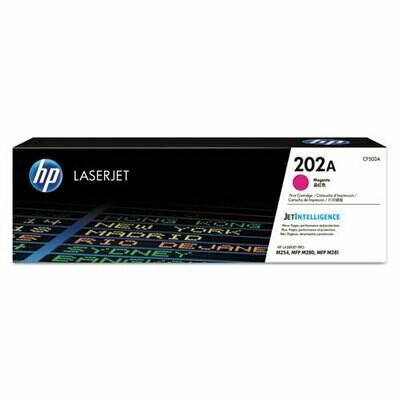 HP / 202A Magenta Original LaserJet Toner Cartridge