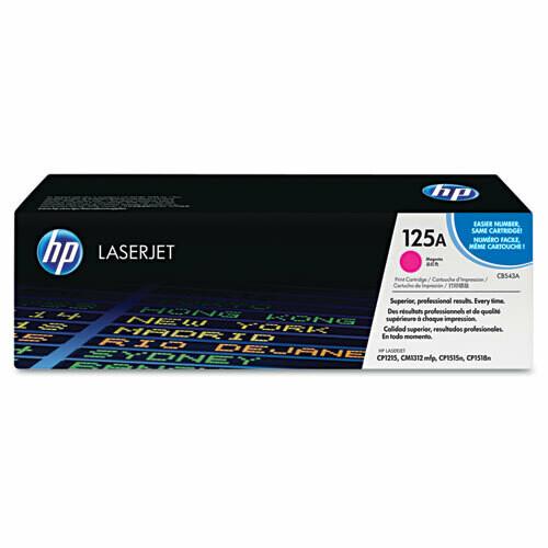 HP / 125A Magenta Original LaserJet Toner Cartridge
