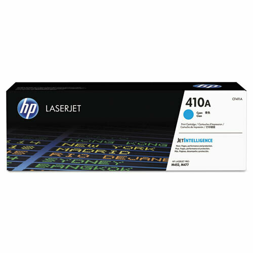 HP / 410A Cyan Original LaserJet Toner Cartridge