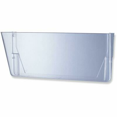 Officemate / Wall File, Legal Size, Clear