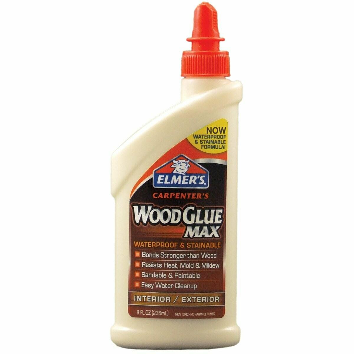 Elmers / Carpenter's Wood Glue Max, 8 oz.