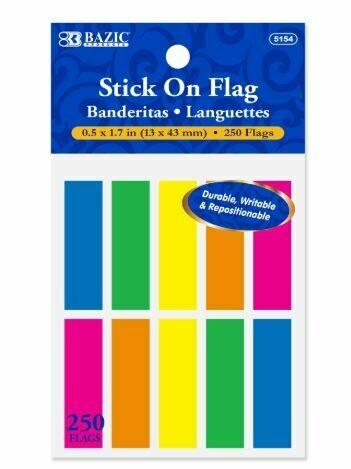 Bazic /  Neon Color Coding Flags
