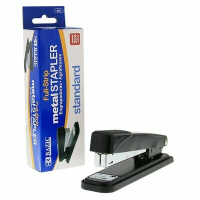 Bazic / Stapler, Metal, Full Strip