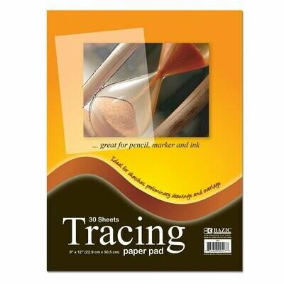 Bazic / Tracing Paper Pad, 9