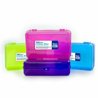 Utility Box Bright Color, Multipurpose/ Bazic