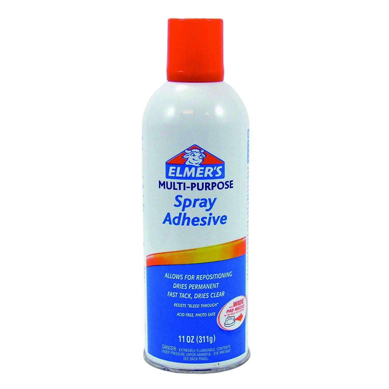 Elmers / Multipurpose Adhesive Spray 11 oz. Clear