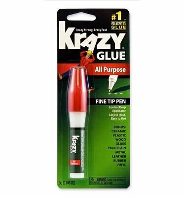 Elmers / All Purpose Krazy Glue