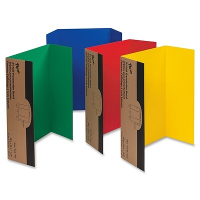 """Pacon / Presentation Board 36 x 48"""" Assorted Colors"""