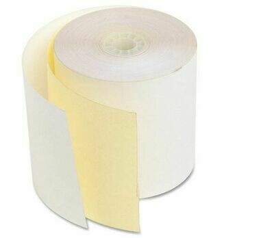 """Atlas / Add Roll 3"""" Carbonless NCR 2 Ply"""