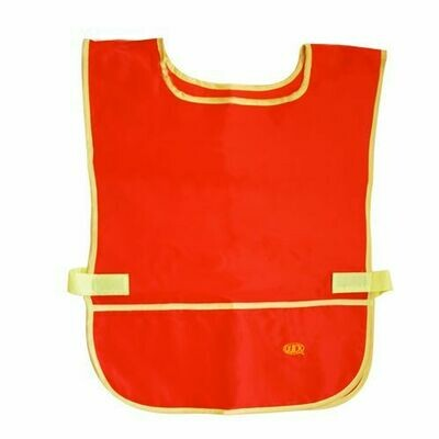 "Quick / Art Apron Soft Plastic 20-1/4"" x 15"""