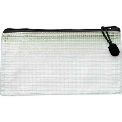 Quick / Pencil Pouch Mesh Clear
