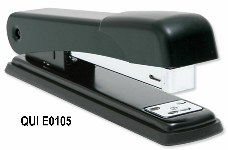 Quick / Stapler Standard Metal, Black, Full Strip