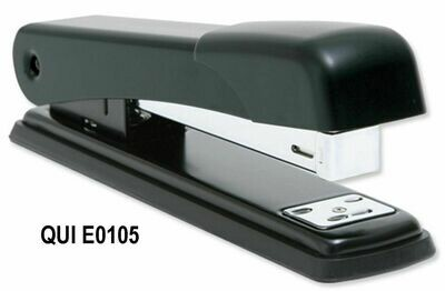 Quick / Stapler Standard Metal, Black, Full Strip