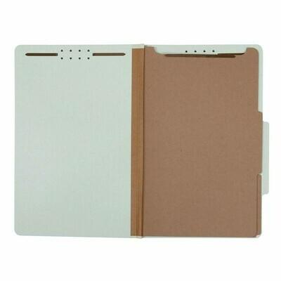Atlas / Partition Folder, Legal, 2 Division, 6 Fastener  Box-15