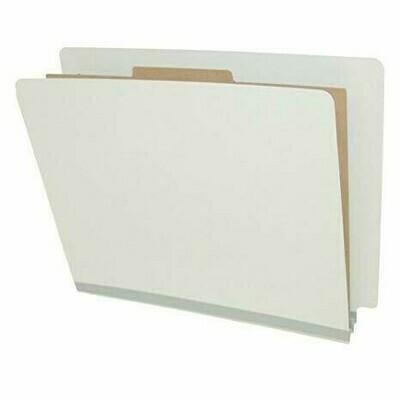 Atlas / Partition Folder Letter, 1-Division, 4 Fastener Box-20