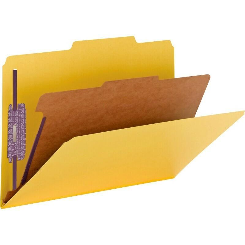 Atlas / Partition Folder Legal, 1 division, Box-20