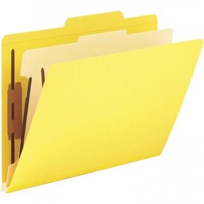 Atlas / Partition Folder Letter, 1 Division, Box-20